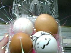 バレンタインと卵
